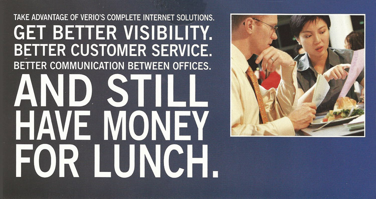 Verio Internet Services
